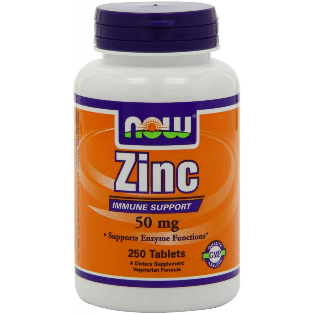 Buy now foods zinc gluconate 50 mg tablets 250 online for Cuisine zinc
