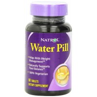 Natrol Water Pill 60 Tablets - Bloating, Weight Management