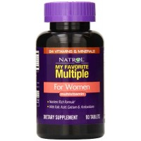 Natrol My Favorite Multiple For Women Multivitamin 90 Tablets