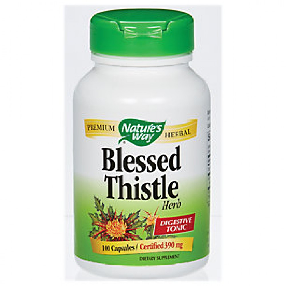 Nature S Way Blessed Thistle