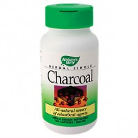 Nature's Way Activated Charcoal 260mg (100 Caps)