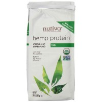 Nutiva Organic Hemp Protein Powder 30-Ounce (851 gm) Bag