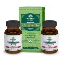 Organic India WOMEN'S HEALTH Pack