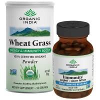 Organic India IMMUNITY Support Pack