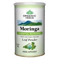 Organic India MORINGA Leaf Powder 100g