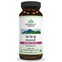 Organic India WOMEN'S WELL BEING Capsules (250)
