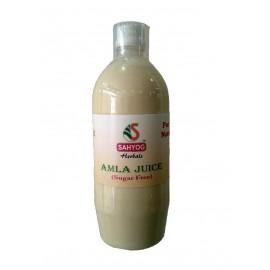 Sahyog Herbals Natural AMLA Juice 1 lt