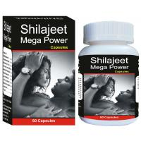 Shivalik Shilajeet Mega Power 60 Capsules Live Healthy, Increase Sexual and Immunity power