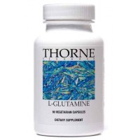 Thorne Research - L-Glutamine - 90 Vegetarian Capsules