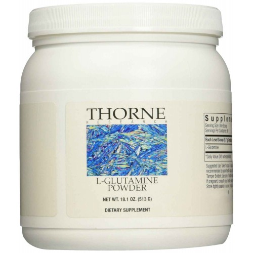 Thorne Research - L-Glutamine Powder - 13.5 oz. (383 g)