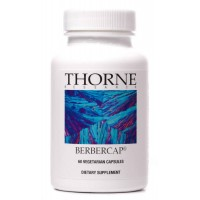Thorne Research - Berbercap - 60 Vegetarian Capsules