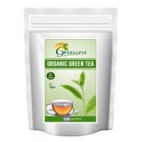 Grenera Organics Organic Green Tea 100g