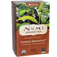 Numi CHINESE BREAKFAST Black Tea (18 TB)