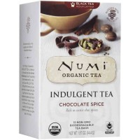 Numi CHOCOLATE SPICE Black Tea (12 TB)