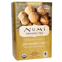 Numi DRY DESERT LIME Herbal Teasan (18 TB)