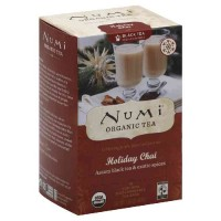 Numi HOLIDAY CHAI Black Tea (18 TB)