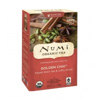 Numi GOLDEN CHAI Black Tea (18 TB)