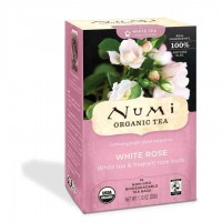 Numi WHITE ROSE White Tea (16 TB)