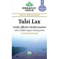 Organic India Tulsi LAX Tea 25TB