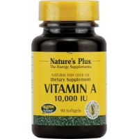 Vitamin A, Nature's Plus, 90 softgels