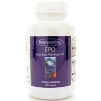 Allergy Research Group Epo Evening Primrose Oil 120 Sgels