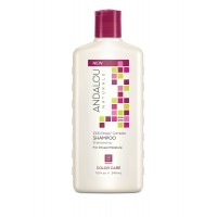 Andalou Naturals 1000 Roses Complex Color Care, Shampoo, 11.5 Fluid Ounce