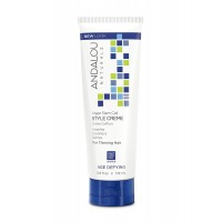 Andalou Naturals Argan Stem Cell Age Defying Style Cream, 5.8 Ounce