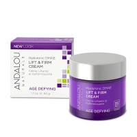 Andalou Naturals Hyaluronic DMAE Lift & Firm Cream, 1.7 Ounce