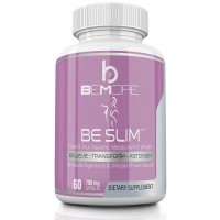 BE SLIM 6-in-1 Fat Burning & Weight Loss Formula for Women by beMore | Safely Control Hunger, Naturally Burn Fat, Boost Metabolism + Energy & Lose Weight while Nourishing Lean Muscle For A Toned Body