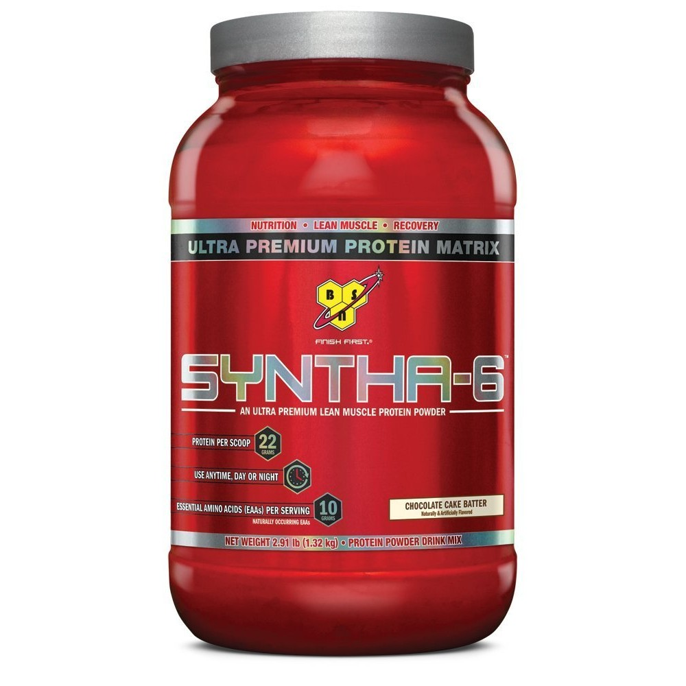 Bsn Syntha  Chocolate Cake Batter