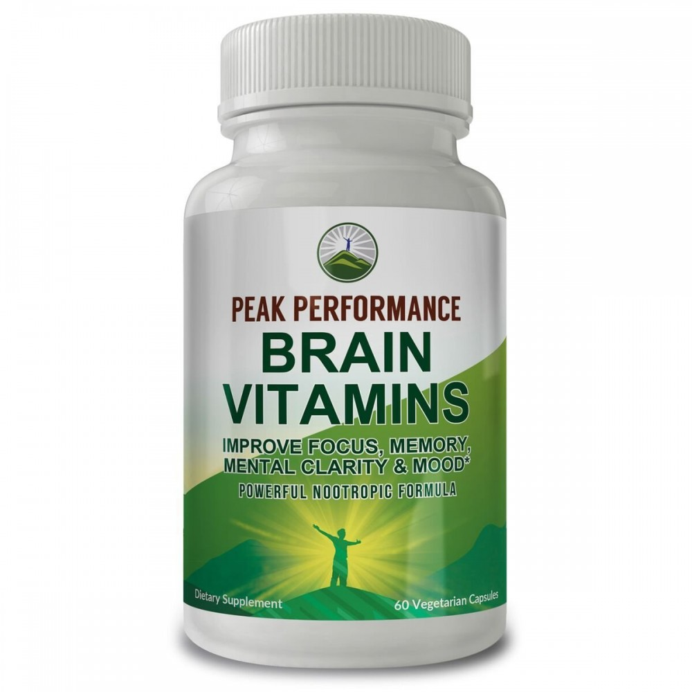 12 Best Brain Booster Supplements and Cognitive