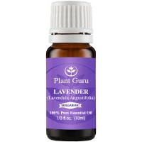 Bulgarian Lavender Essential Oil 10 ml. 100% Pure, Undiluted, Therapeutic Grade.