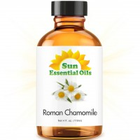 Chamomile (Roman) (Large 4 ounce) Best Essential Oil