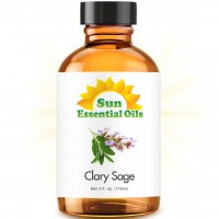 Clary Sage (Large 4 ounce) Best Essential Oil