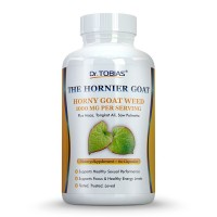 Dr. Tobias The Hornier Goat - Horny Goat Weed Plus