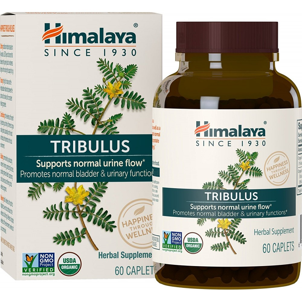 Care from health herbal india product - Himalaya Herbal Health Care Tribulus Urinary Support 60 Caps