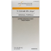 Integrative Therapeutics - V Clear EPs 7630 Original Formula - Upper Respiratory Treatment - 1 fl oz