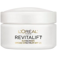 L'Oreal Paris Skin Care Revitalift Anti-Wrinkle + Firming Day Moisturizer with SPF 25, 1.7 Ounce