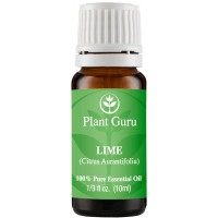Lime Essential Oil. 10 ml. 100% Pure, Undiluted, Therapeutic Grade.