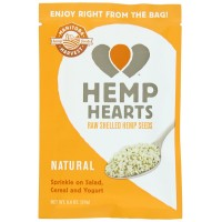 Manitoba Harvest Hemp Hearts Raw Shelled Hemp Seeds, 12 Single Serve Packets