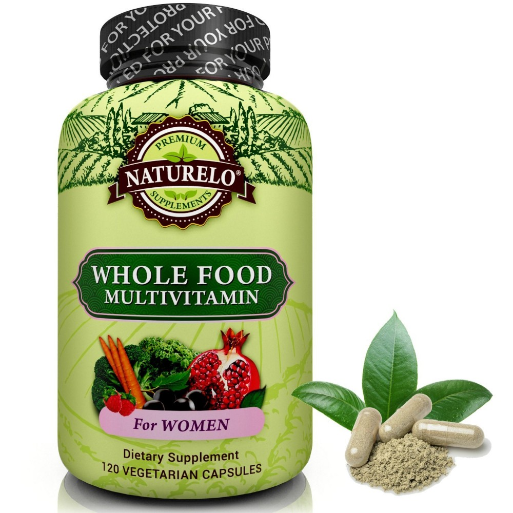 Raw Whole Food Supplements