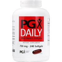 Natural Factors - PGX Daily Ultra Matrix 750mg, Helps to Promote a Feeling of Fullness, 240 Soft Gels