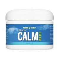 Natural Vitality Natural Calm Magnesium Cream 4 oz