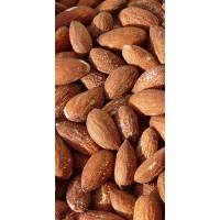 Piping Rock Almonds Roasted & Salted 1 Lb (454 gm)