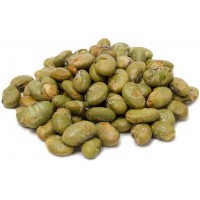 Piping Rock Edamame Roasted & Salted 2 Bags x 1 lb (454 g)