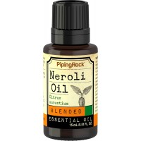 Piping Rock Neroli Essential Oil Blend 1/2 oz (15 ml) Dropper Bottle Therapeutic Grade