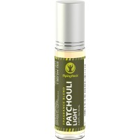 Piping Rock Patchouli Light Essential Oil Fragrance Blend 10 ml Roll-On Therapeutic Grade