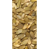 Piping Rock Pumpkin Seeds Roasted Unsalted, (No Shell) 1 lb (454 g) Bag
