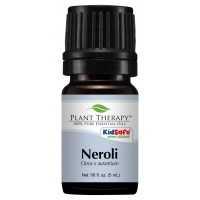 Plant Therapy Neroli Essential Oil. 100% Pure, Undiluted, Therapeutic Grade. 5 mL (1/6 Ounce).