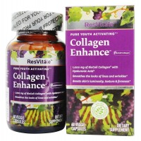 ResVitale Collagen Enhance 60 Vegetarian Capsules